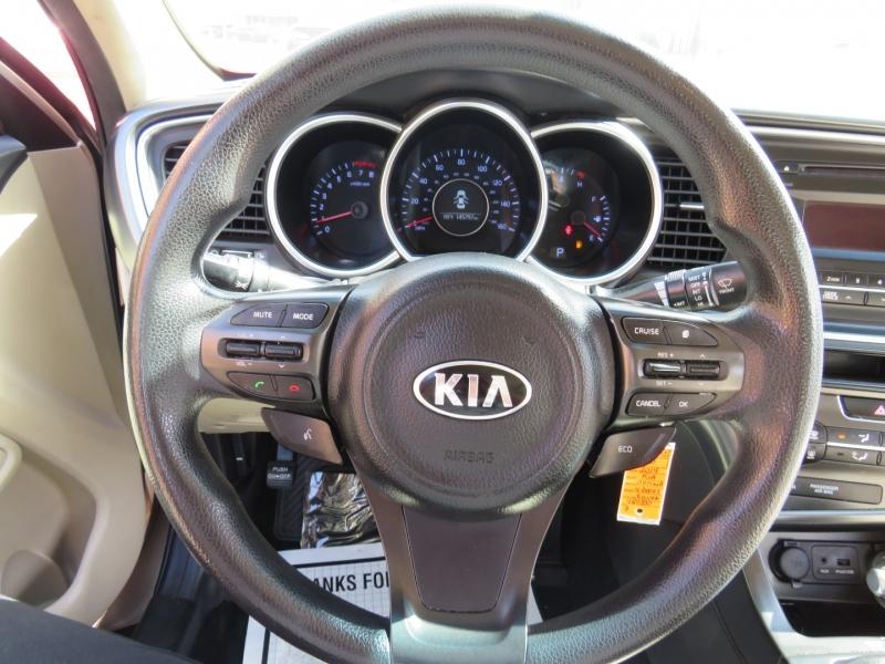 Kia Optima 2014 price $9,597