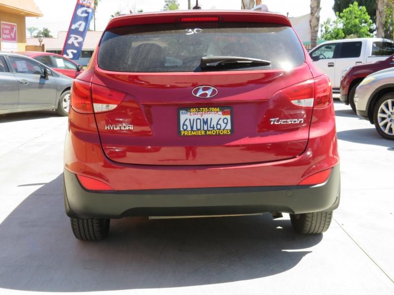 Hyundai Tucson 2012 price $10,997