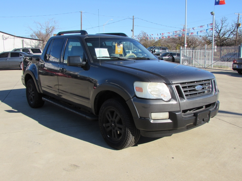 Ford Explorer Sport Trac 2007 price $0