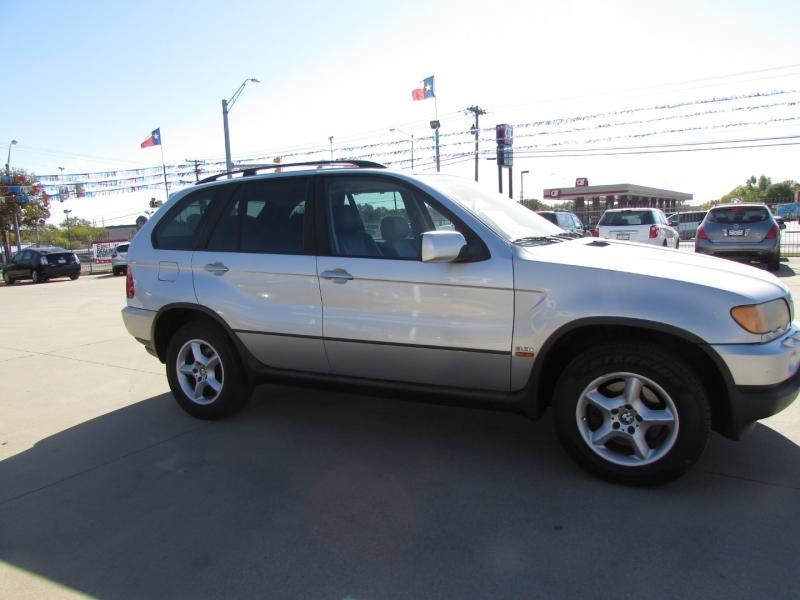 BMW X5 2003 price $0