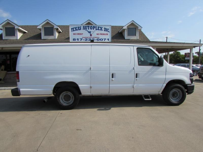 Ford Econoline Cargo Van 2008 price $0