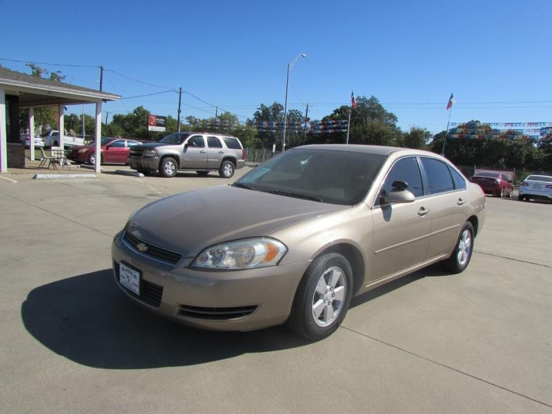 Chevrolet Impala 2007 price $0