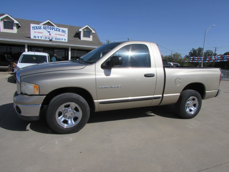 Dodge Ram 1500 2005 price $0