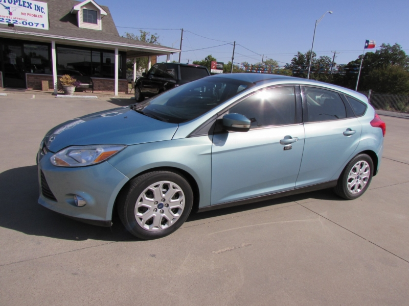 Ford Focus 2012 price $0