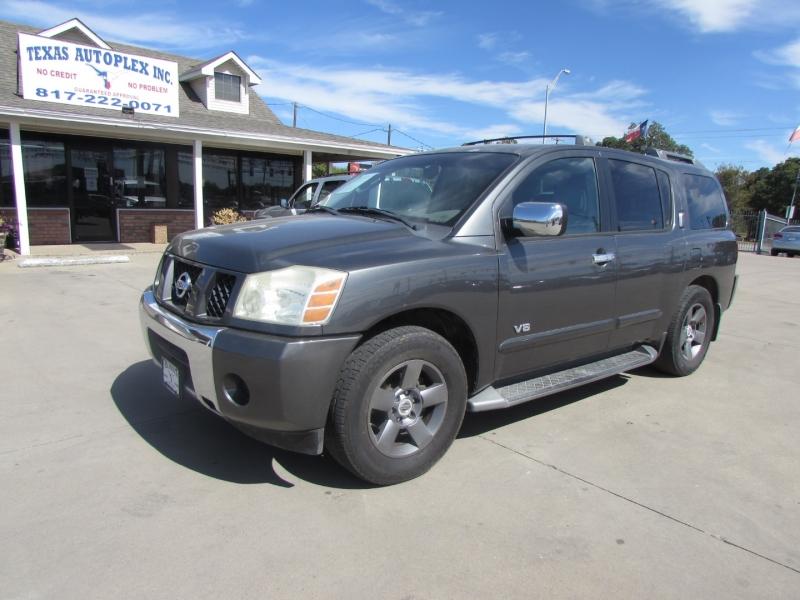 Nissan Armada 2005 price $0