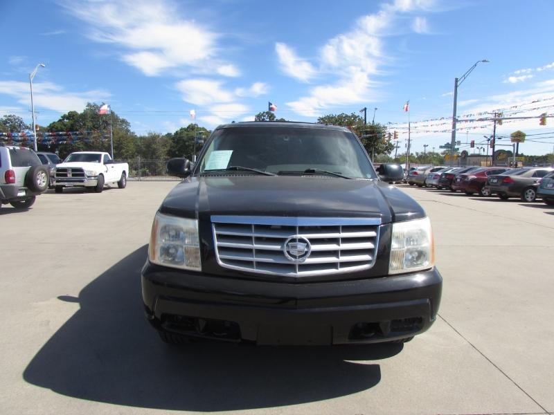 Cadillac Escalade 2002 price $0