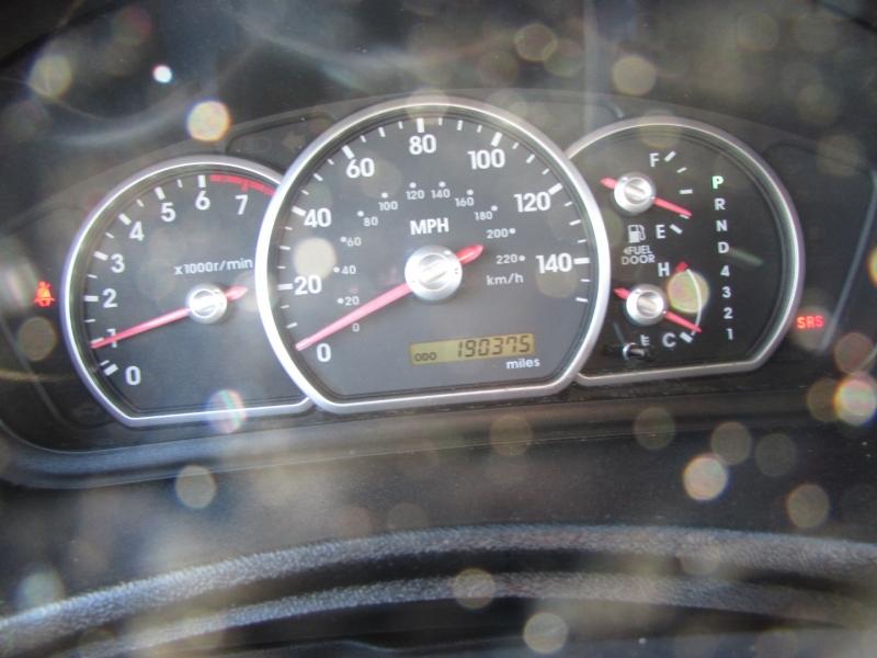 Mitsubishi Endeavor 2005 price $0