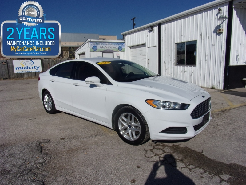 Ford Fusion 2016 price $12,995