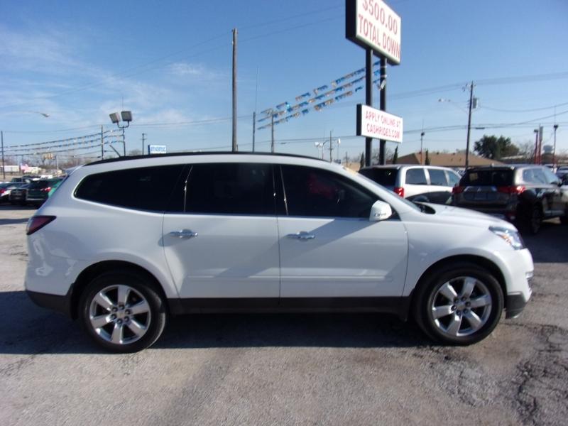 Chevrolet Traverse 2017 price $16,995
