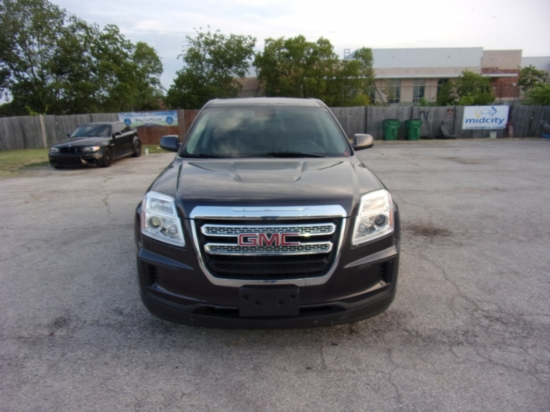 GMC Terrain 2016 price $13,500