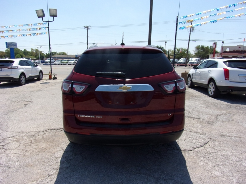 Chevrolet Traverse 2017 price $20,900