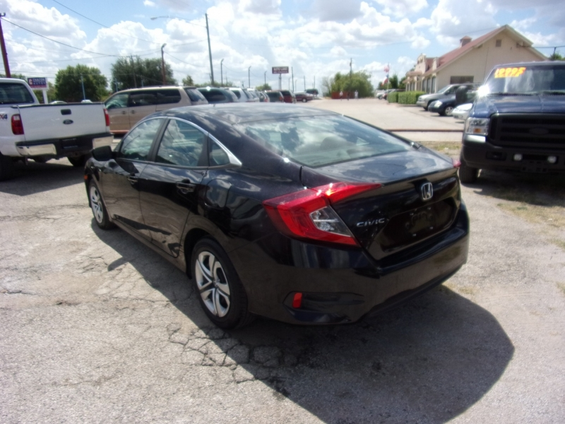 Honda Civic Sedan 2017 price $16,995