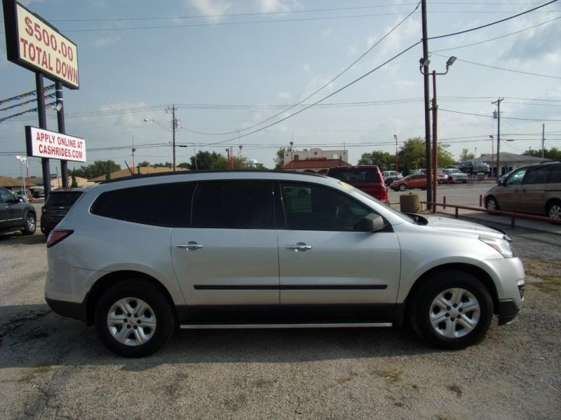 Chevrolet Traverse 2016 price $15,500