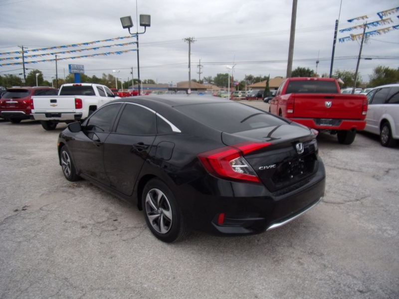 Honda Civic Sedan 2019 price $16,995