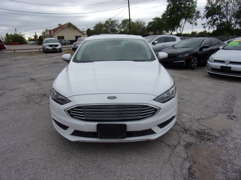 Ford Fusion Hybrid 2018 price $14,500