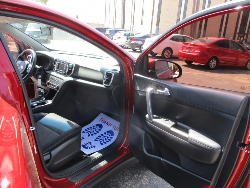 Kia Sportage 2017 price $14,995