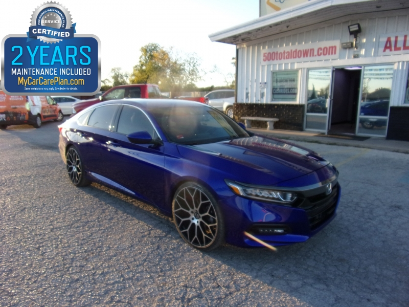 Honda Accord Sedan 2018 price $17,500