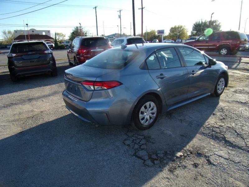 Toyota Corolla 2020 price $14,995