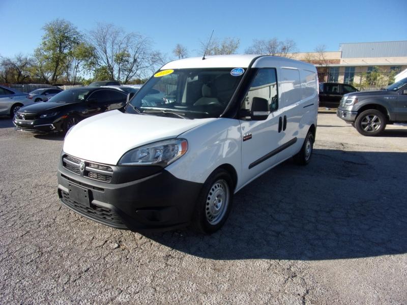 RAM ProMaster City Cargo Van 2016 price $8,500