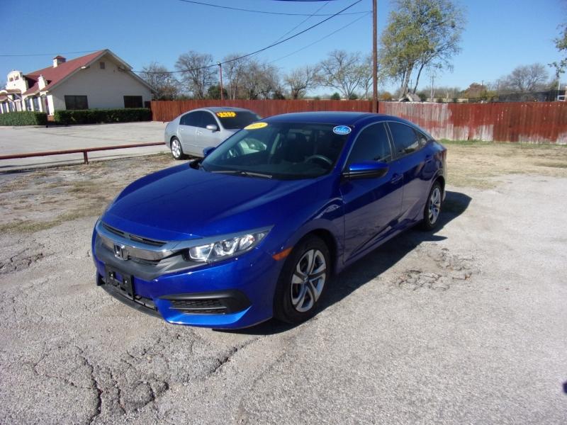 Honda Civic Sedan 2018 price $14,995