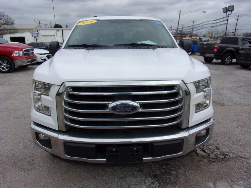 Ford F-150 2016 price $23,500