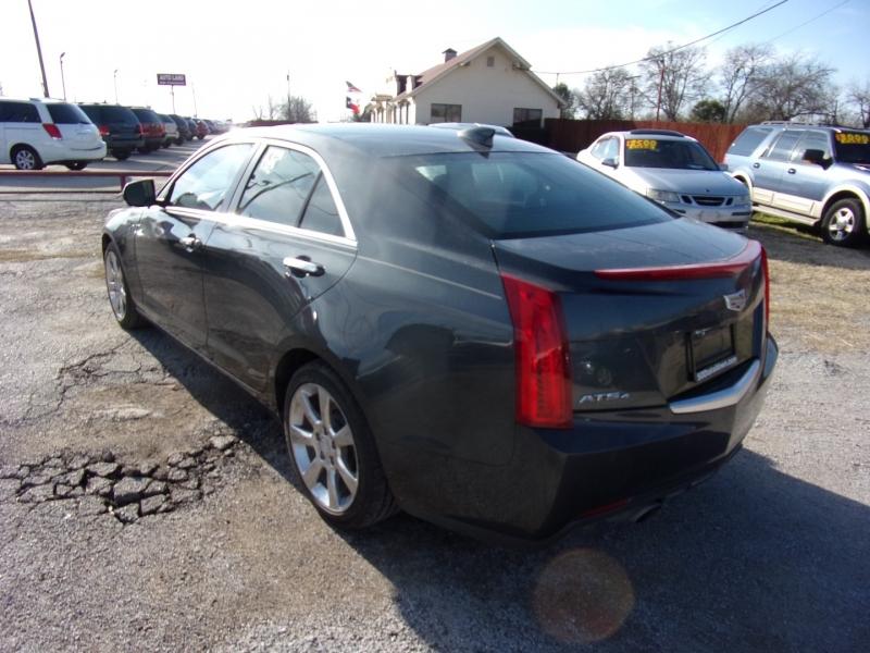 Cadillac ATS Sedan 2015 price $16,500