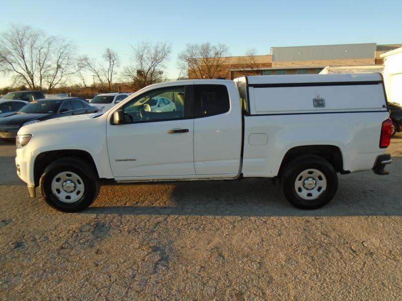 Chevrolet Colorado 2017 price $12,999
