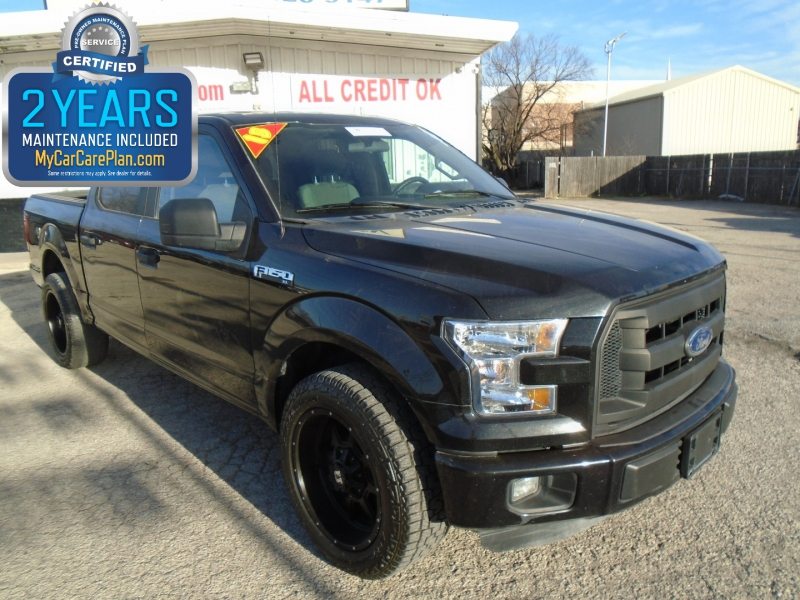 Ford F-150 2015 price $21,500