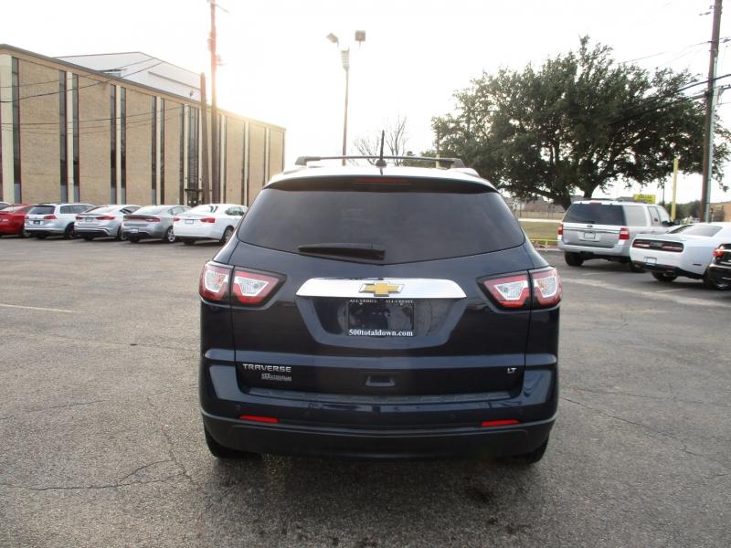 Chevrolet Traverse 2017 price $15,995