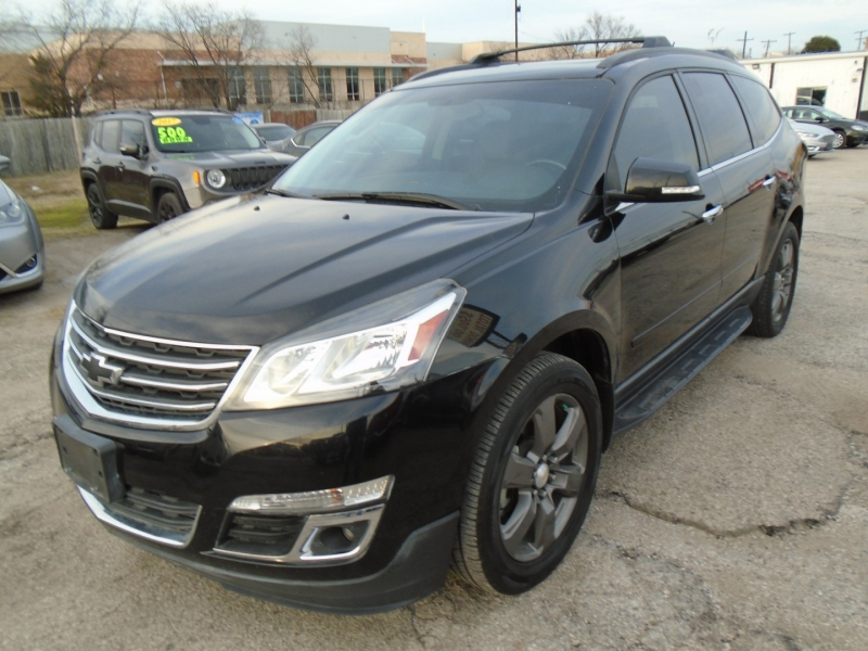 Chevrolet Traverse 2017 price $18,500