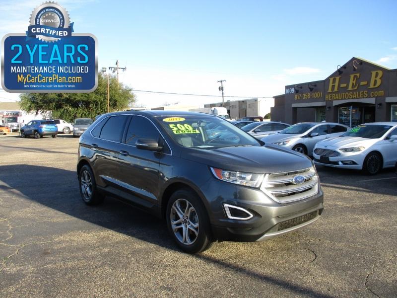 Ford Edge 2017 price $16,995