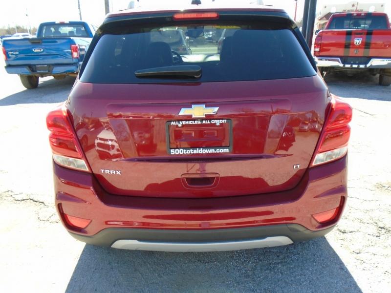 Chevrolet Trax 2018 price $12,995