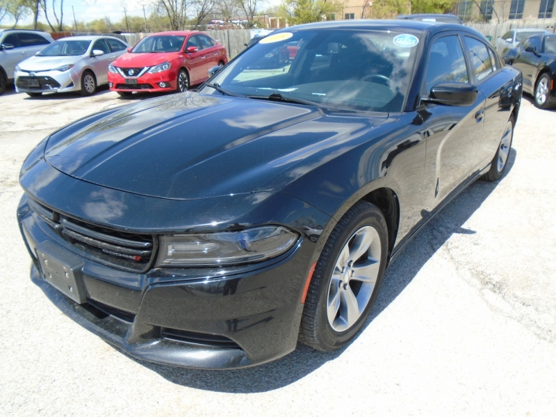 Dodge Charger 2018 price $21,500