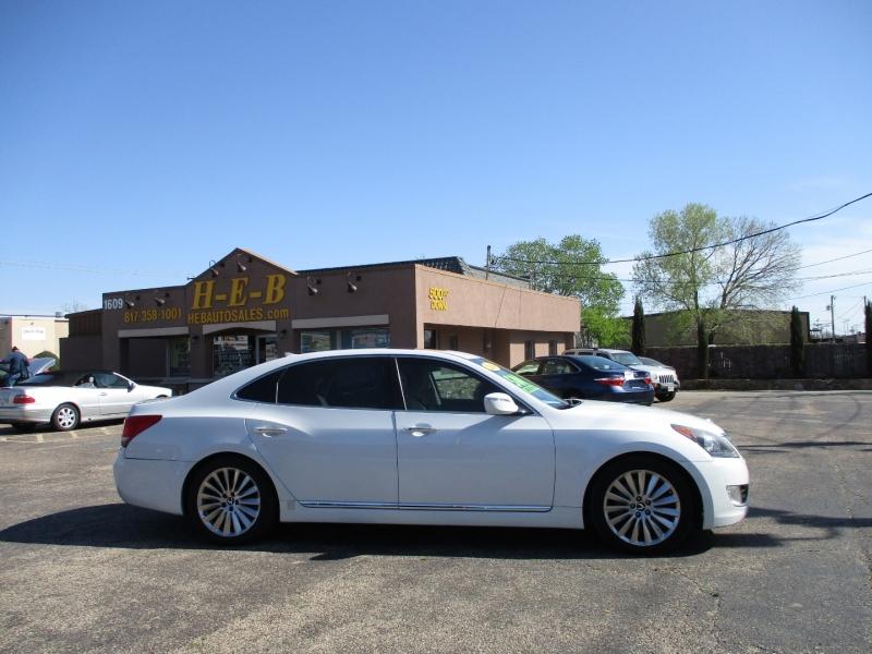 Hyundai Equus 2014 price $15,995