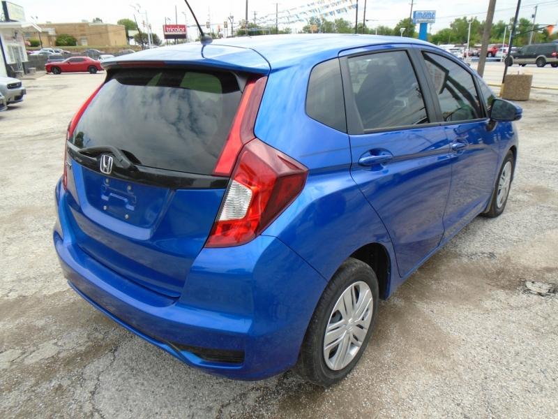 Honda Fit 2019 price $15,500