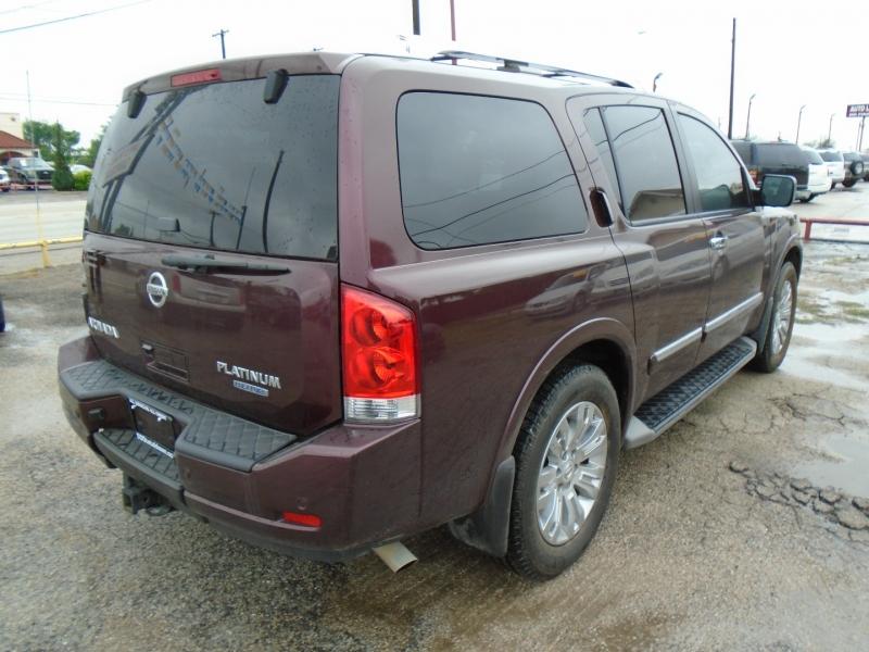 Nissan Armada 2015 price $23,995