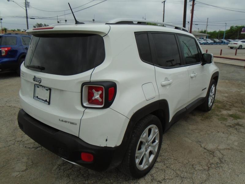 Jeep Renegade 2016 price $15,995