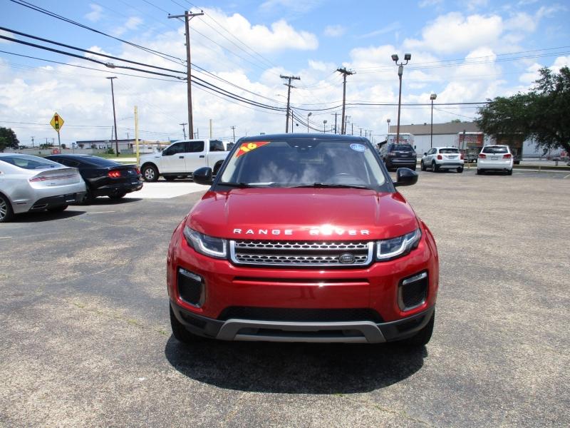 Land Rover Range Rover Evoque 2016 price $30,995