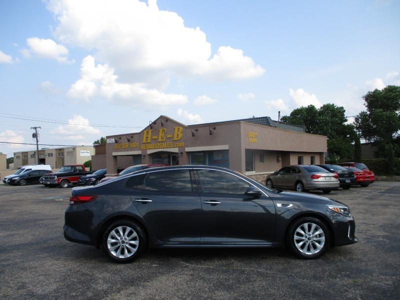 Kia Optima 2018 price $18,995