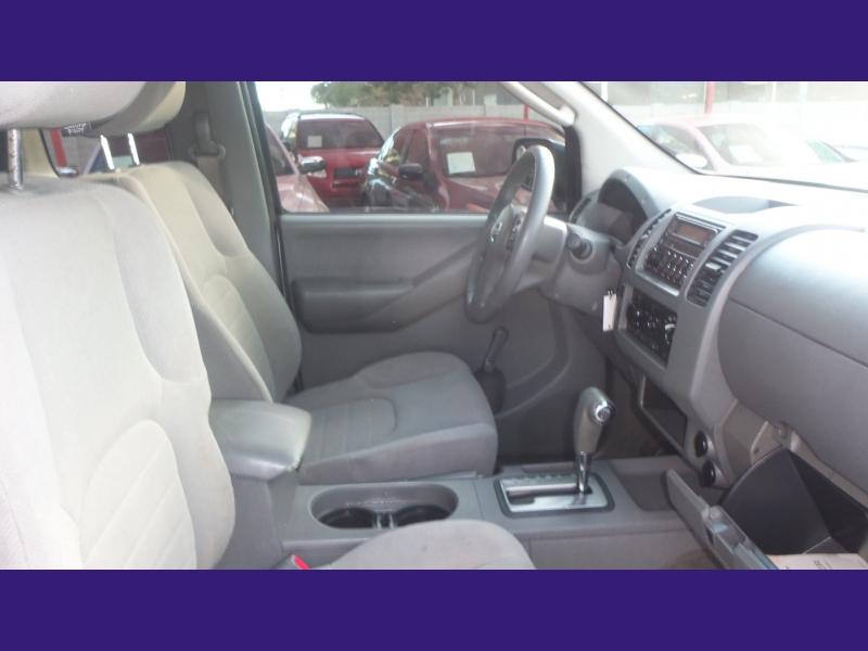 Nissan Frontier 2006 price $7,900