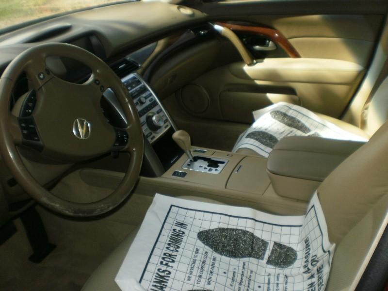 Acura RL 2006 price $6,900