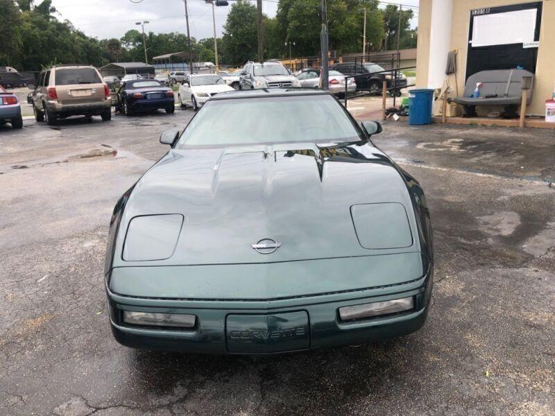 Chevrolet Corvette 1992 price $8,950