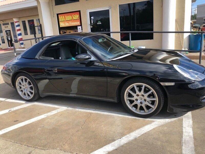 Porsche 911 Carrera 1999 price $18,995