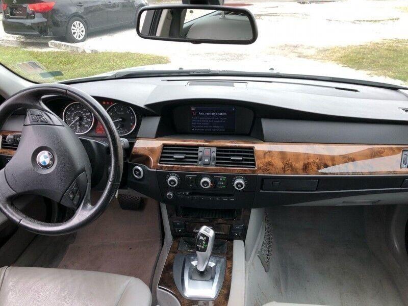 BMW 5-Series 2010 price $5,995