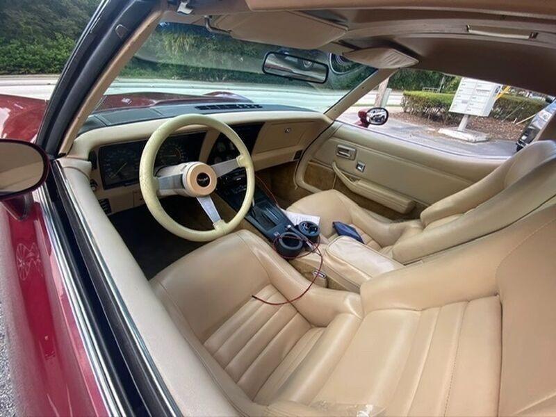 Chevrolet Corvette 1979 price $18,995