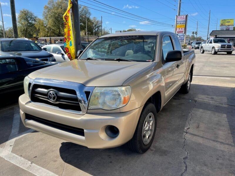 Toyota Tacoma 2007 price $7,900