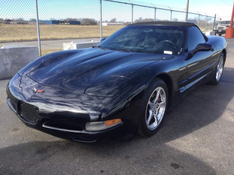 Chevrolet Corvette 2004 price $15,995