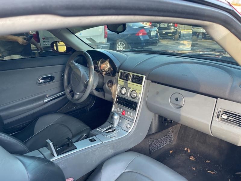 Chrysler Crossfire 2005 price $4,995