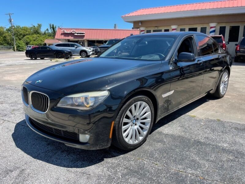 BMW 7-Series 2009 price $8,500