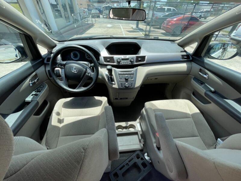 Honda Odyssey 2016 price $16,000